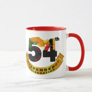 54th Zambian Independence Mug