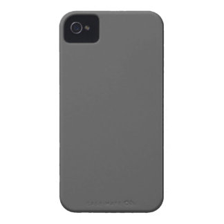 #555555 Hex Code Web Color Dark Gray Grey Business iPhone 4 Covers
