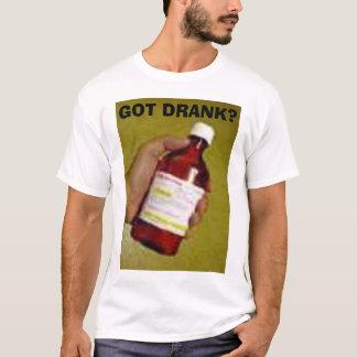 556230418, GOT DRANK? T-Shirt