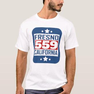 559 Fresno CA Area Code T-Shirt