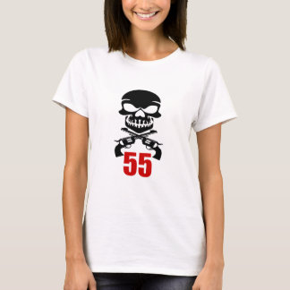55 Birthday Designs T-Shirt