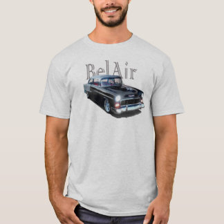 '55 Chevy BelAir Custom T-SHIRT