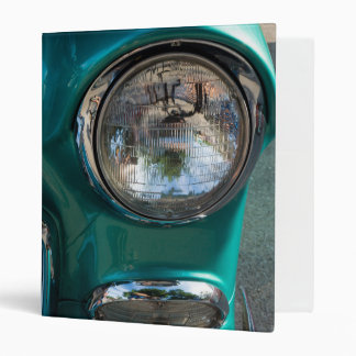 55 Chevy Headlight Vinyl Binders