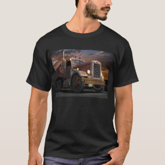 '55 Peterbilt Sunset T-Shirt