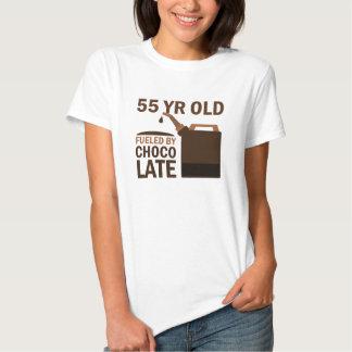 55 Year Old Birthday Tee Shirt
