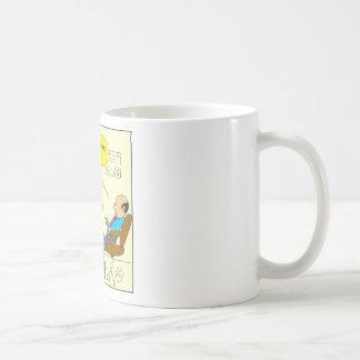 562 Easter egg inner self cartoon Coffee Mug
