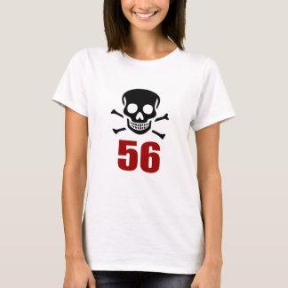 56 Birthday Designs T-Shirt