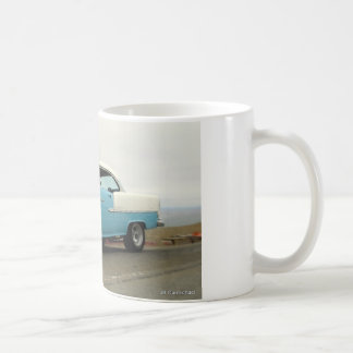 56 Chevy Belair Coffee Mug