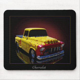 56 chevy pickup mouse pad