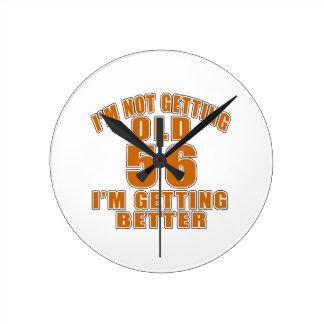 56 I Am Getting Better Clocks