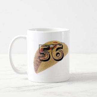 56 Taco Coffee Mug