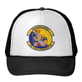 56th Civil Engineer Squadron - Dragonslayers Hat