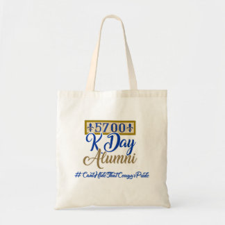 5700 Kennedy Alumni Tote Bag