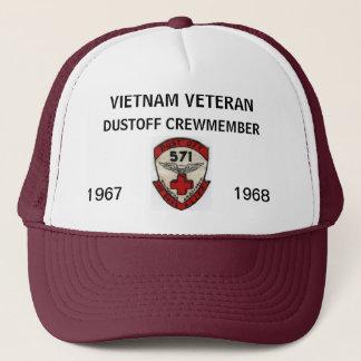 571st DUSTOFF CREWMEMBER MESH HAT