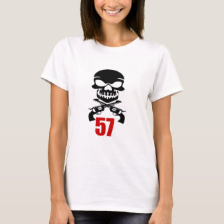 57 Birthday Designs T-Shirt
