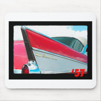 57 Chevy Bel Air Mouse Pad