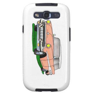 57 Pontiac Safari Galaxy S3 Case
