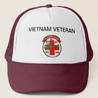 57th DUSTOFF UNIT PATCH MESH HAT