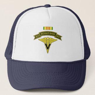 57th IPSD - Vet Svcs Trucker Hat