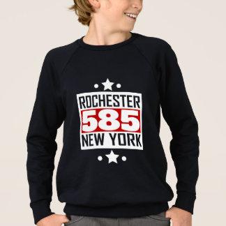 585 Rochester NY Area Code Sweatshirt