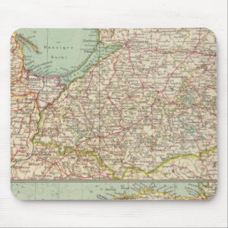 58 East Prussia, Baltic States Mouse Pad