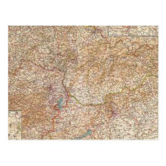 5960 Czechoslovakia, Hungary Postcard