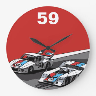 59 LARGE CLOCK