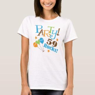 59th Birthday Gift Ideas T-Shirt