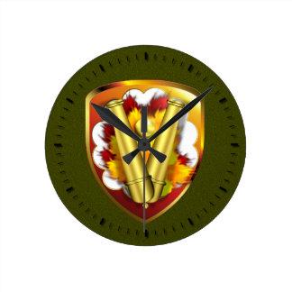 59th Ordnance Brigade - New Style Round Clock