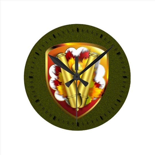59th Ordnance Brigade - New Style Wall Clocks