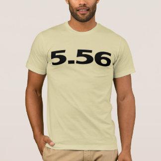 5.56 AR15 gun T-Shirt