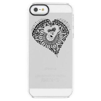 5/5s Heart Case