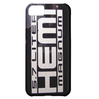 5.7 Liter Hemi Logo Case For iPhone 5C