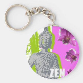 5,7cm basic Carry-key ZEN Keychain