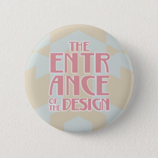 5.7cm Can batch [Art Deco] 2 Inch Round Button