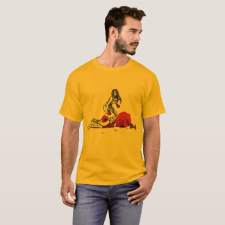 5 and a half foot of dynamite by Damian Smith (Fem T-Shirt
