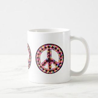 5-color peace mug