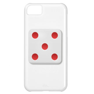 5 Dice Roll Cover For iPhone 5C