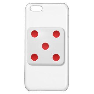 5 Dice Roll iPhone 5C Cases