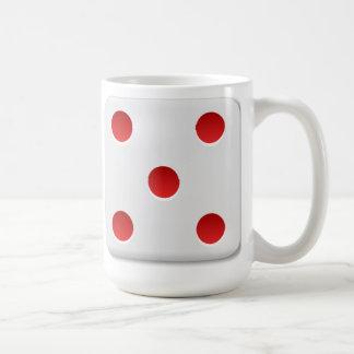 5 Dice Roll Mug