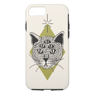 5-Eyed Cat iPhone 6 Case