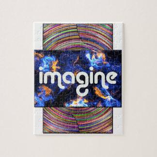 5 imagine jigsaw puzzle