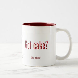5-minute Chocolate Cake Recipe Mug