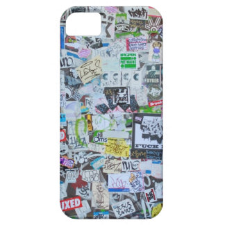 5 Pointz Graffiti Print III iPhone 5 Cover