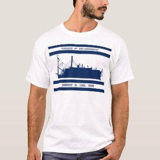 5 rob e lee blue design T-Shirt