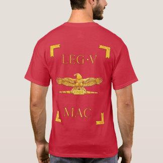 5 Roman Legio V Macedonica Vexillum T-Shirt