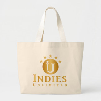 5-Star Indies Unlimited Tote & Book Bag