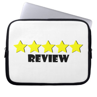 5 Star Review 10 inch Laptop Sleeve