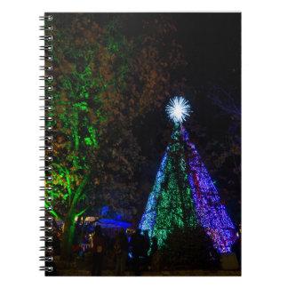 5 Story Sdc Tree Night Notebooks