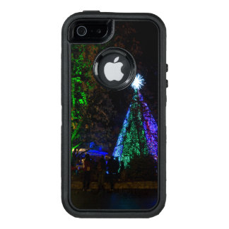 5 Story Sdc Tree Night OtterBox Defender iPhone Case
